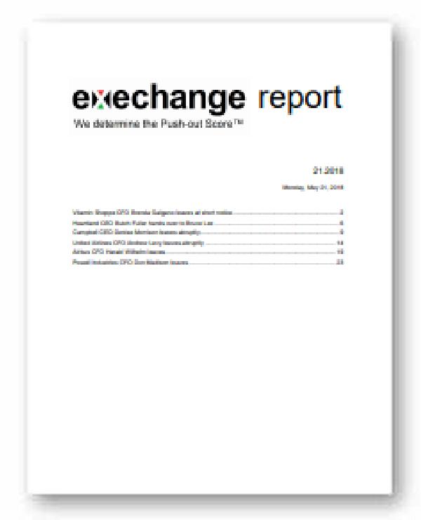 exechange report